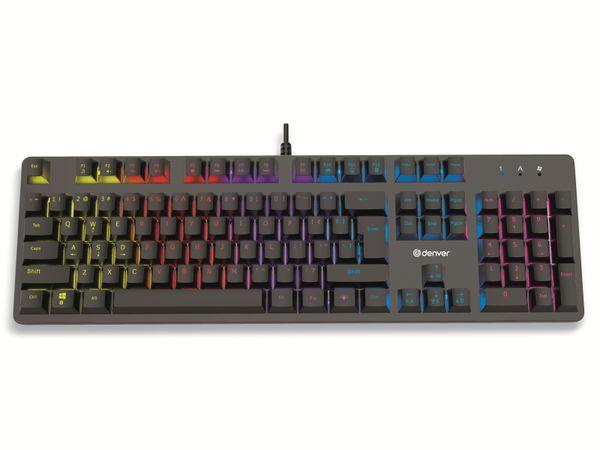 Gaming-Tastatur DENVER GKK-330DE - Produktbild 2