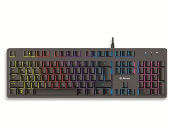 Gaming-Tastatur DENVER GKK-330DE - Produktbild 4