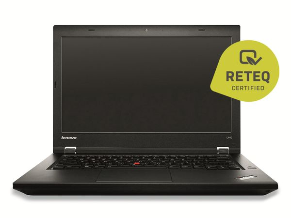 Notebook LENOVO ThinkPad L450, Intel i5, 8GB RAM, 240GB SSD, Win10P, Refurb.
