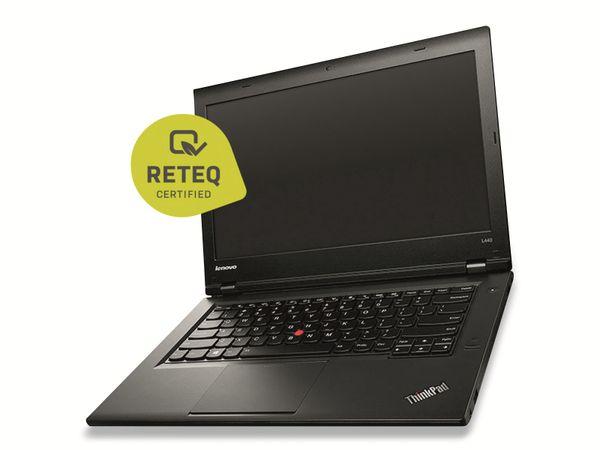 Notebook LENOVO ThinkPad L450, Intel i5, 8GB RAM, 240GB SSD, Win10P, Refurb. - Produktbild 3