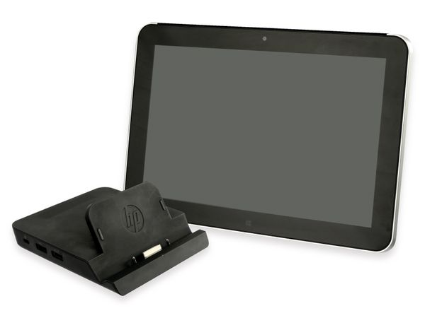 Tablet HP ElitePad 1000 G2, SIM-Card Slot, Windows 10, inkl, Dockingstation, gebraucht