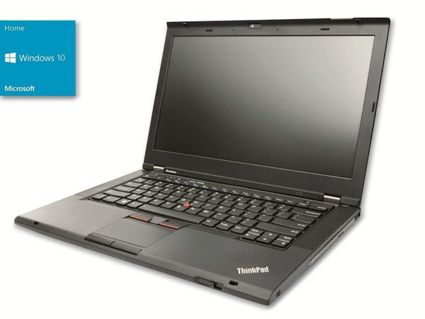 "Notebook LENOVO ThinkPad T430s, 14"", i5, 8GB RAM, 320 GB HDD, Win10H, Refurb."