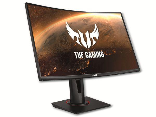 "Monitor ASUS VG27VQ TUF Gaming, 27"", EEK: G (A bis G), Curved, HDMI, DVI, DisplayPort - Produktbild 2"