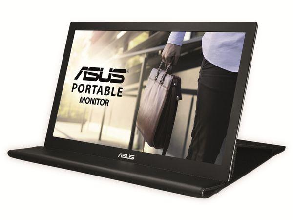 "Monitor ASUS MB168B, 15,6"", USB, transportabel - Produktbild 3"