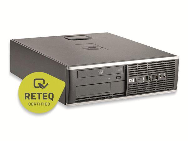 PC HP Compaq 8200 Elite SFF, Intel i5, 240 GB SSD, 8 GB, Win10H, Refurbished - Produktbild 2