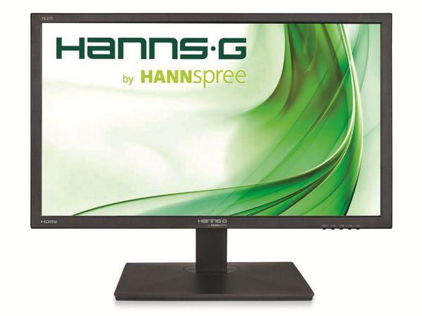 """Monitor HANNSPREE HL225HPB, 21,5"""", EEK: E (A bis G), VGA, HDMI"""