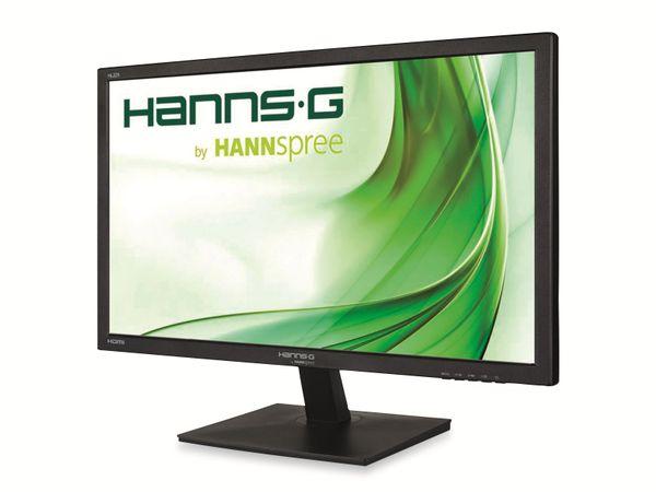 "Monitor HANNSPREE HL225HPB, 21,5"", EEK: E (A bis G), VGA, HDMI - Produktbild 2"