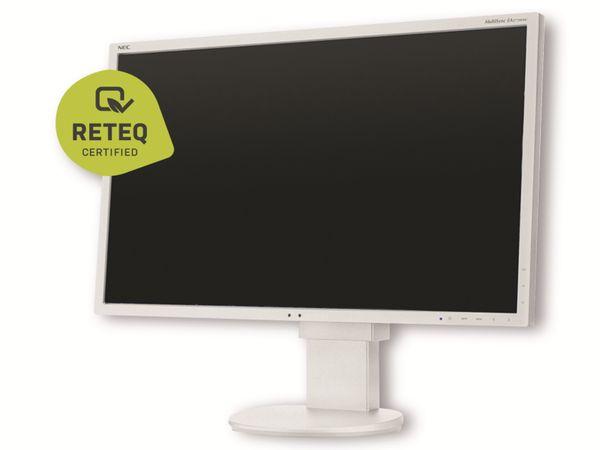 """Monitor NEC Multisync EA273WMI-W, 27"""", Refurbsihed"""
