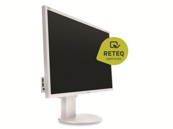 "Monitor NEC Multisync EA273WMI-W, 27"", Refurbsihed - Produktbild 3"