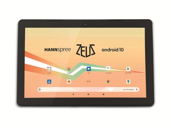 """Tablet HANNSPREE Zeus, 13,3"""", Android 10, Octa-Core, Full-HD"""