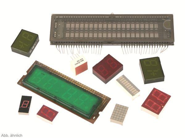 LED-/LCD-/Fluoreszenz-Anzeigen