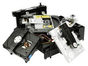 Sortiment Lasereinheiten/CD-Laufwerke