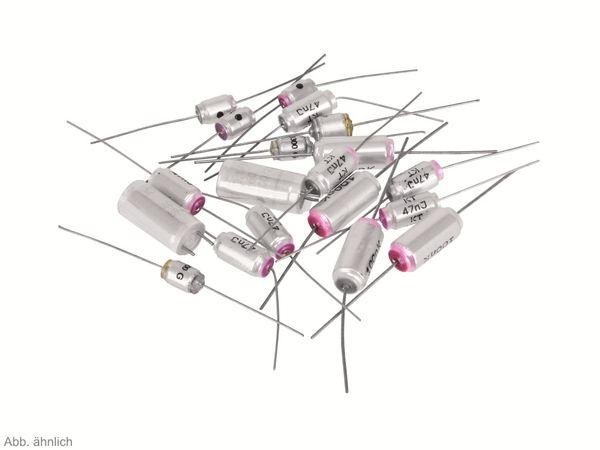 Styroflex-Kondensatoren, 25-teilig