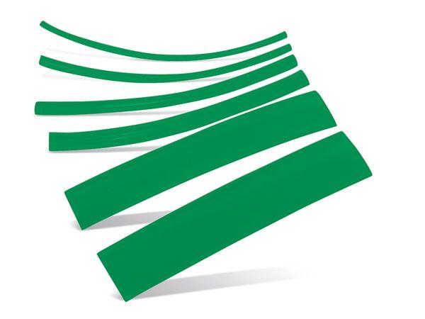 Schrumpfschlauch-Sortiment, Nachfüllset, grün