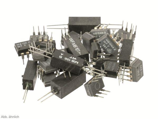 Sortiment Optokoppler, 25 Stück