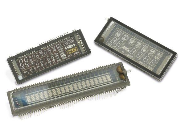 Sortiment VFD-Displays, 10 Stück