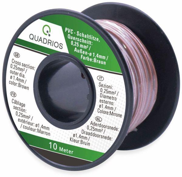 QUADRIOS, 19011CA085, PVC-Schaltlitzen Sortiment LiFY – 0,25 mm², 7-teilig, je 10 m - Produktbild 5