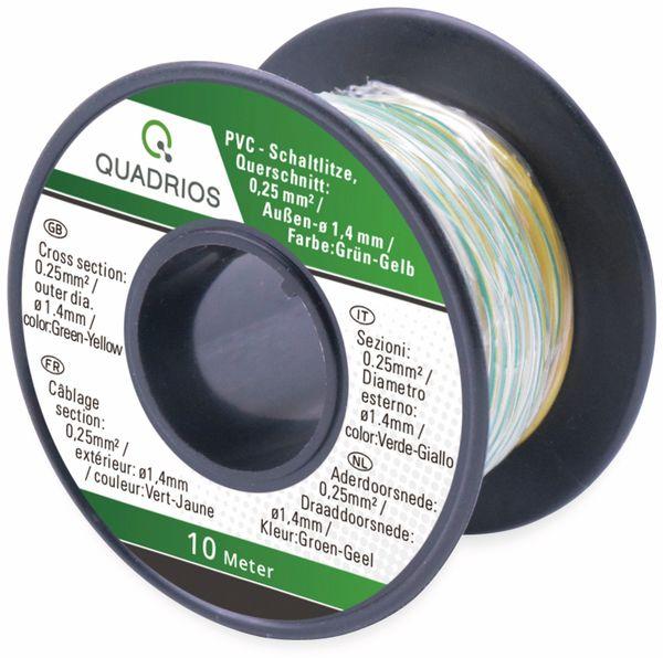 QUADRIOS, 19011CA085, PVC-Schaltlitzen Sortiment LiFY – 0,25 mm², 7-teilig, je 10 m - Produktbild 6