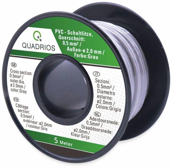 QUADRIOS, 19011CA087, PVC-Schaltlitzen Sortiment LiFY – 0,5 mm², 7-teilig, je 5 m - Produktbild 7