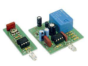 Infrarot-Lichtschranken-Bausatz