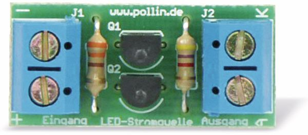LED-Konstantstromquellen-Bausatz - Produktbild 3