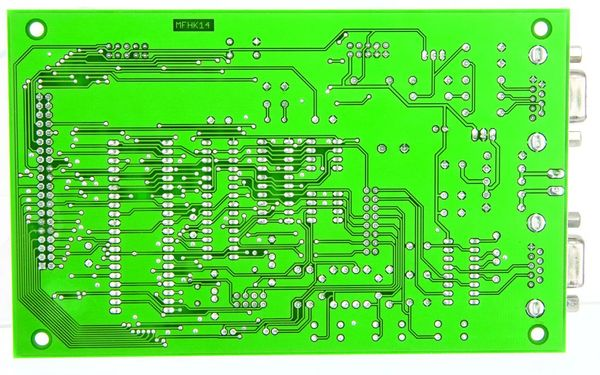 ATMEL Evaluations-Board Version 2.0.1 - Bausatz - Produktbild 3