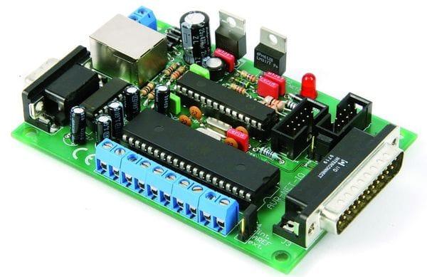 Bausatz AVR-NET-IO