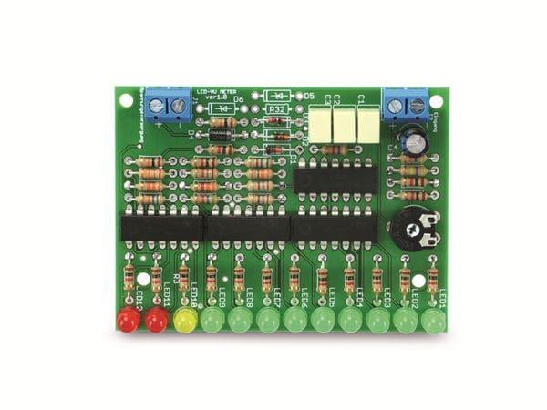 LED VU-Meter-Bausatz - Produktbild 4