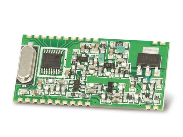 Funkmodul RFM12BP-433 Sende-/Empfangsmodul