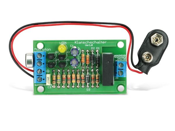Klatschschalter-Bausatz - Produktbild 1
