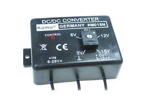 DC/DC-Converter Kemo M015N