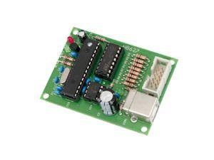 USB Datenerfassungssystem H-TRONIC, 12 Bit, 8 Kanal - Produktbild 1