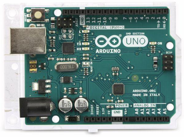 ARDUINO UNO SMD Edition, A000073 - Produktbild 4