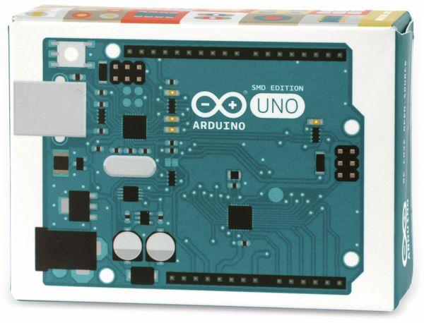 ARDUINO UNO SMD Edition, A000073 - Produktbild 7