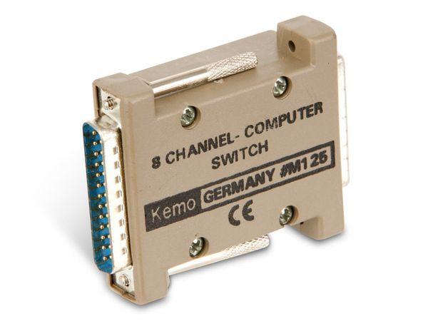 8-Kanal PC-Relaismodul M125 - Produktbild 2