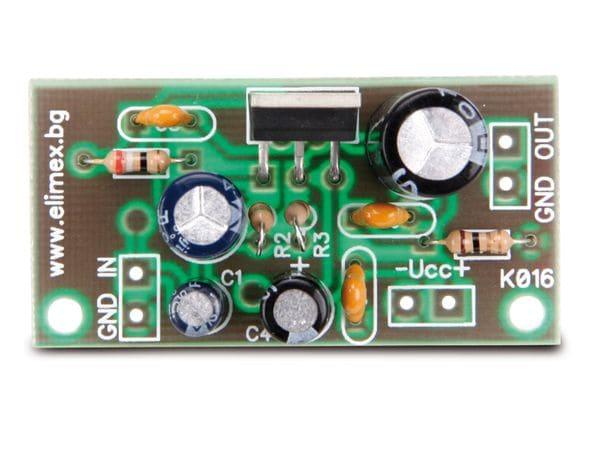 Bausatz NF-Verstärker - Produktbild 2