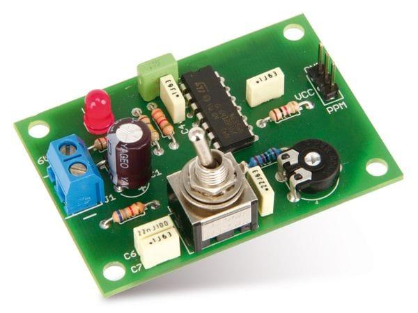 Bausatz Servomotor-Tester - Produktbild 1