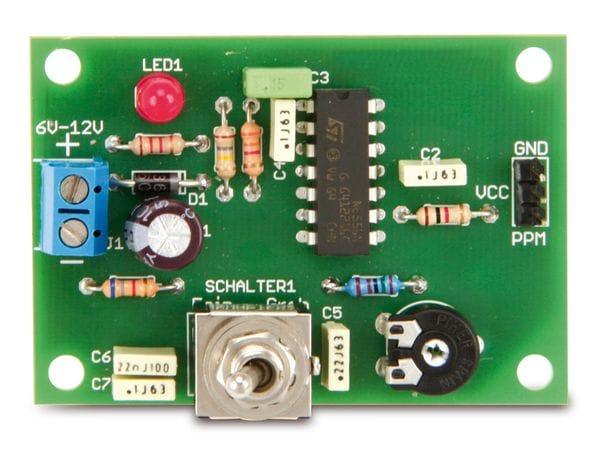 Bausatz Servomotor-Tester - Produktbild 2