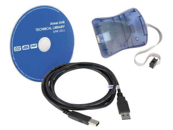Programmer ATMEL AVR-ISP-MKII - Produktbild 2