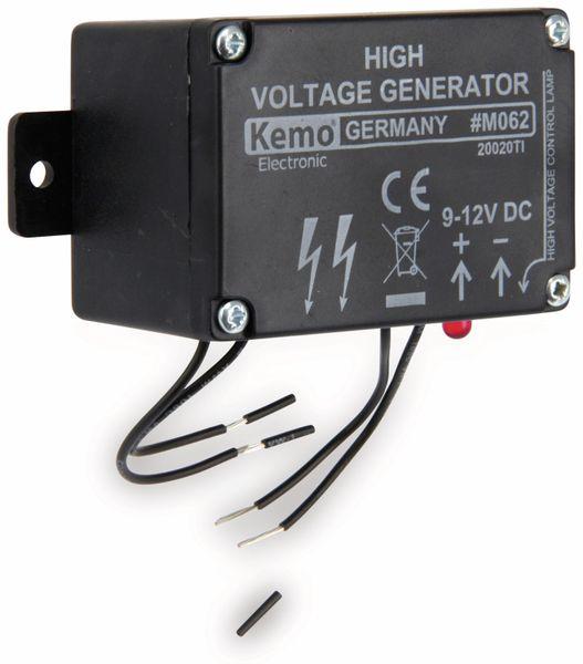 Weidezaun-Hochspannungsgenerator KEMO M062