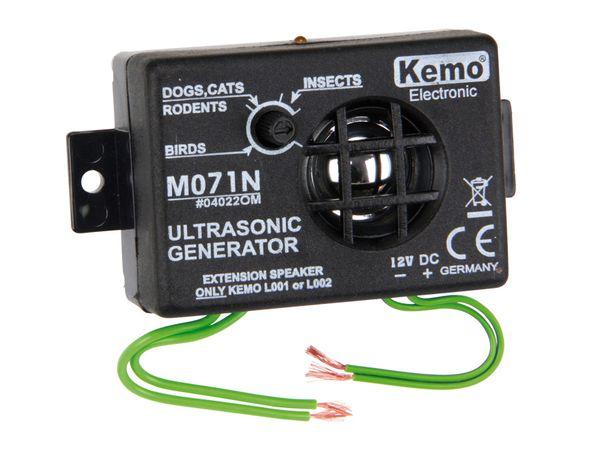 Ultraschall-Ungezieferscheuche KEMO M071N