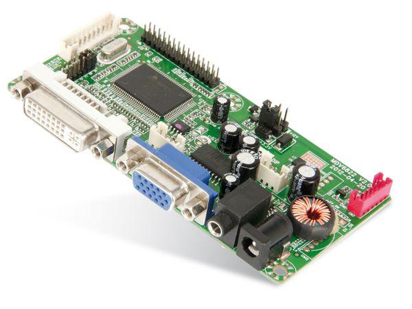 LVDS-Interface PI-MDV6822, VGA/DVI zu LVDS - Produktbild 2