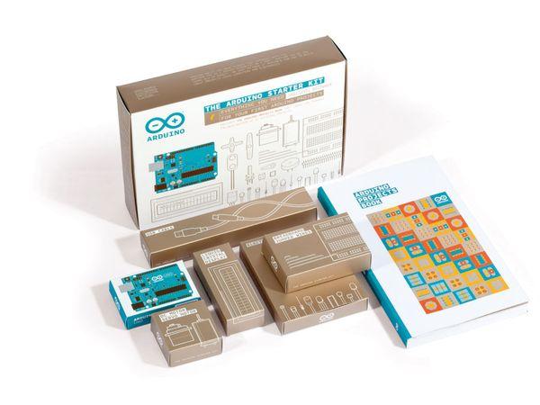 ARDUINO Starter Kit (englische Sprache)