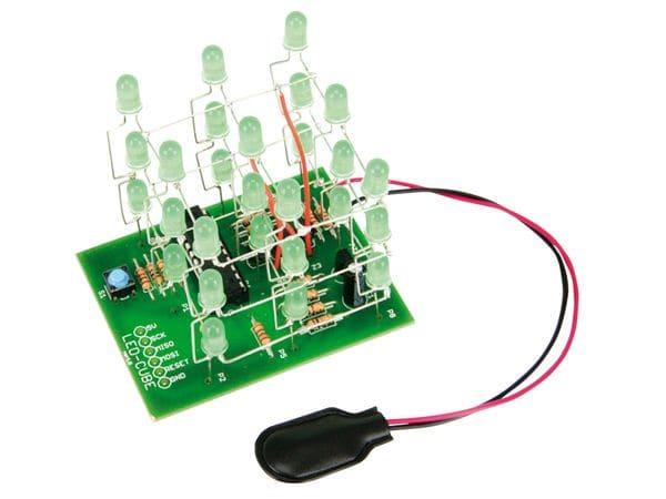 Bausatz LED-Cube - Produktbild 1