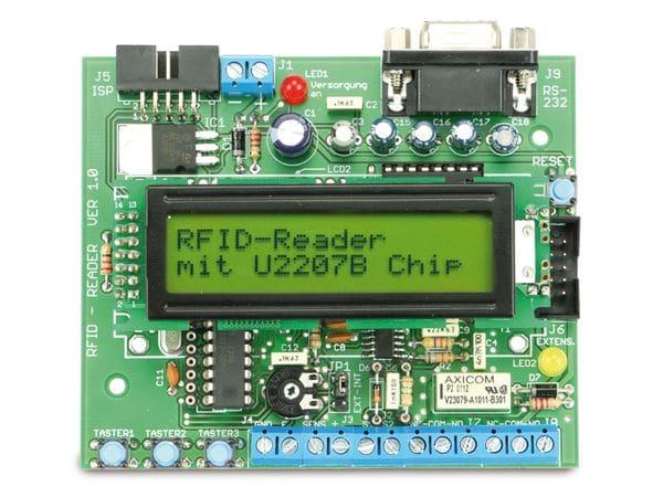 Bausatz RFID-Reader - Produktbild 3