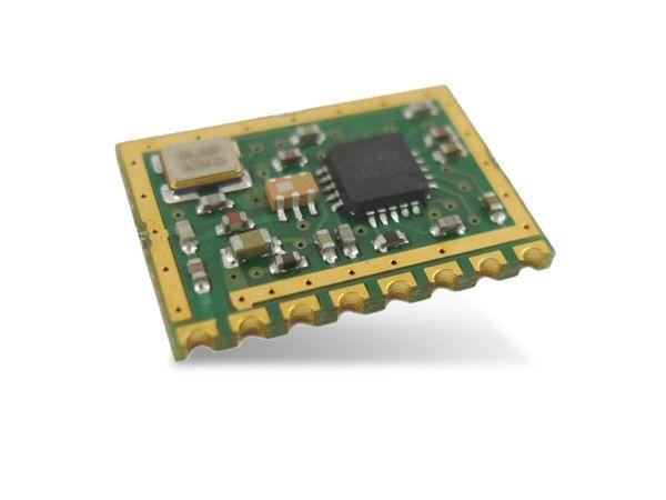 Mini-Funkmodul CC1101, 868 MHz, Sende-/Empfangsmodul - Produktbild 1
