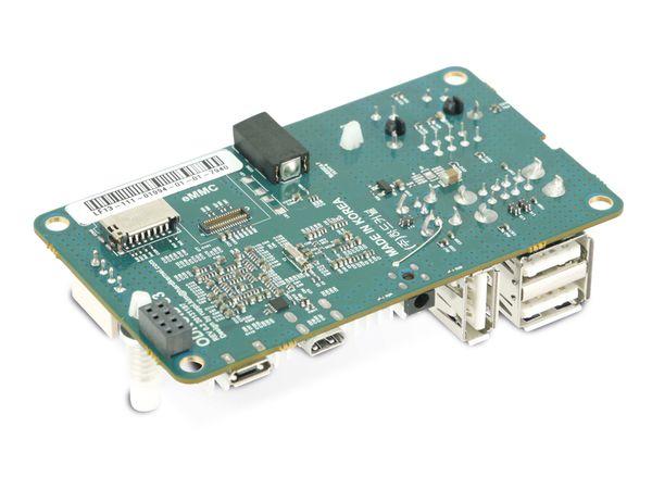 ODROID-U3 Einplatinen-Computer, Cortex-A9 QuadCore, 2 GB - Produktbild 2