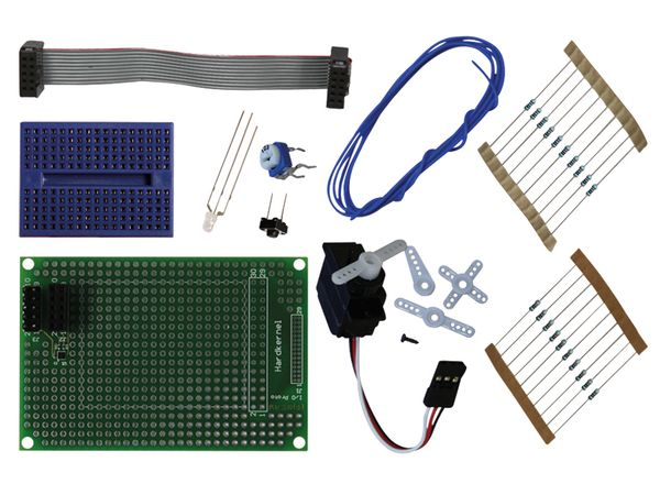 ODROID-U3 SHIELD TINKERING KIT