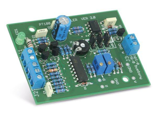 Bausatz PT100 Messwandler V2.0 - Produktbild 2
