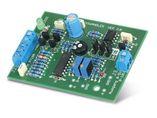 Bausatz PT100 Messwandler V2.0 - Produktbild 3